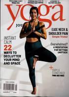 Yoga Journal Magazine Issue MAR-APR