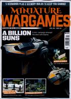 Miniature Wargames Magazine Issue APR 21