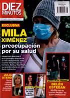 Diez Minutos Magazine Issue NO 3628