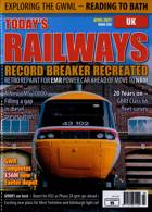 Todays Railways Uk Magazine Issue APR 21