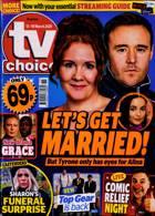 Tv Choice England Magazine Issue NO 11