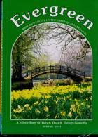 Evergreen Magazine Issue SPRING