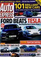 Auto Express Specials Magazine Issue 03/03/2021
