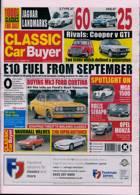 Classic Car Buyer Magazine Issue 03/03/2021