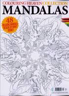 Colouring Heaven Collection Magazine Issue NO 25