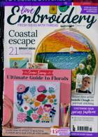 Love Embroidery Magazine Issue NO 11