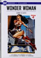 Dc Comic Heroes And Villains Magazine Issue 04