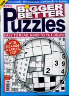 Bigger Better Puzzles Magazine Issue NO 3