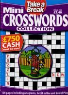 Tab Mini Crossword Coll Magazine Issue NO 126