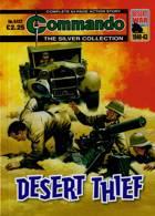 Commando Silver Collection Magazine Issue NO 5422