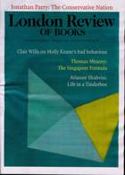 London Review Of Books Magazine Issue VOL43/6