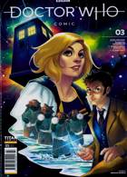 Doctor Who Comic Magazine Issue NO 3