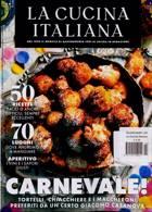 La Cucina Italiana Magazine Issue NO 21002