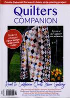 Quilters Companion Magazine Issue NO 106