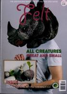 Felt Magazine Issue NO 24