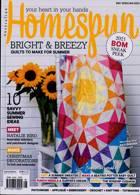 Homespun Magazine Issue 96