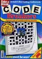 Take A Break Codebreakers Magazine Issue NO 3