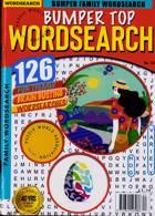 Bumper Top Wordsearch Magazine Issue NO 187