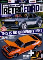 Retroford Magazine Issue APR 21