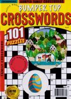 Bumper Top Crosswords Magazine Issue NO 97