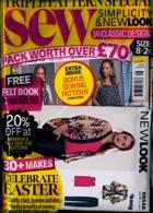 Sew Magazine Issue APR 21