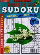 Bumper Big Sudoku Magazine Issue NO 61
