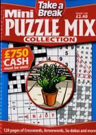 Tab Mini Puzzle Mix Coll Magazine Issue NO 126