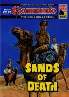 Commando Gold Collection Magazine Issue NO 5416
