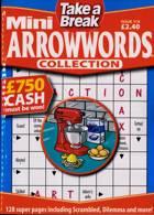 Tab Mini Arrowwords Coll  Magazine Issue NO 114
