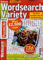 Family Wordsearch Variety Magazine Issue NO 68