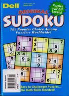 Original Sudoku Magazine Issue APR 21