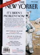 New Yorker Magazine Issue 08/03/2021