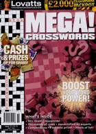 Lovatts Mega Crosswords Magazine Issue NO 72