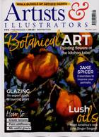 Artists & Illustrators Magazine Issue MAY 21