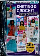 Your Crochet Knitting Magazine Issue NO 24