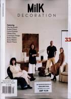 Milk Decoration English Ed Magazine Issue NO 35
