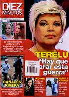 Diez Minutos Magazine Issue 27