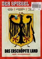 Der Spiegel Magazine Issue NO 9