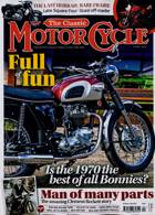 Classic Motorcycle Monthly Magazine Issue APR 21