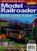 Model Railroader Magazine Issue MAR 21