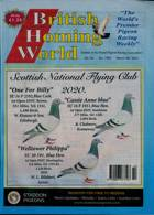British Homing World Magazine Issue NO 7567