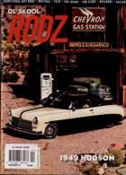 Ol Skool Rodz Magazine Issue APR-MAY