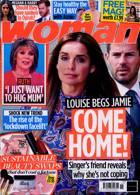 Woman Magazine Issue 15/03/2021