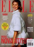 Elle Portugal Magazine Issue 88