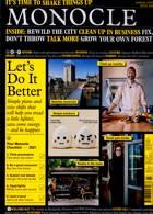 Monocle Magazine Issue MAR 21