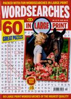 Wordsearches In Large Print Magazine Issue NO 49