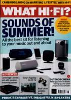 What Hifi Magazine Issue AUG 21