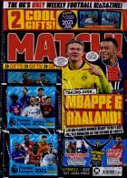 Match Magazine Issue 09/03/2021