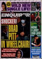 National Enquirer Magazine Issue 10/05/2021