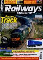 Railways Illustrated Magazine Issue JUN 21